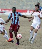 Trabzonspor'a Gümüşhane çelmesi