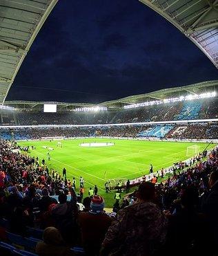 Trabzonspor'un seyirci sayısı arttı