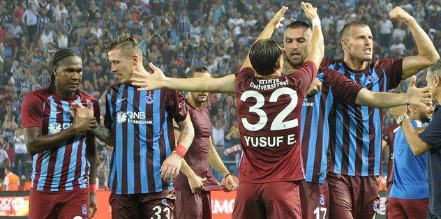 Göztepe - Trabzonspor | CANLI ANLATIM