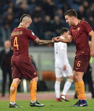 Roma'dan Milan karşısında kritik zafer