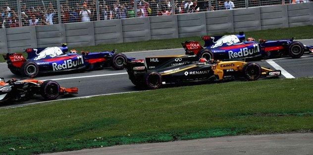 Formula 1, 8. etapla devam edecek