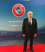 UEFA Yönetim Kurulu Üyesi Servet Yardımcı açıkladı!