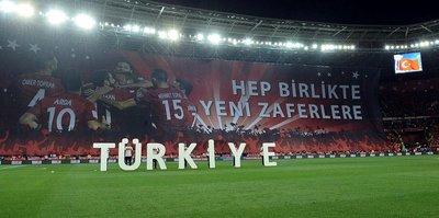 35 bin Türk Bayrağı
