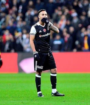 Beşiktaş'tan KAP'a açıklama: Anlaştık!