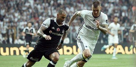 İşte Beşiktaş'ın şanssız dakikası...