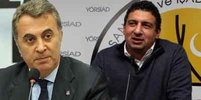 Antalyaspor'dan Fikret Orman'a cevap!