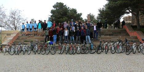 Bisiklet heyecanı