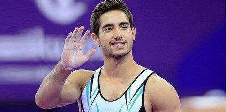 Milli sporcu dünya cimnastik literatürüne girdi