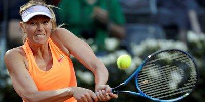 Fransa'dan Sharapova'ya şok!