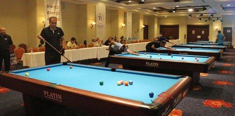 Türkiye Pool Şampiyonası başladı