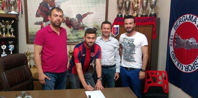 Bergama Belediyespor Ozan'ı kiraladı