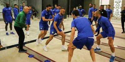 Osmanlıspor, G.Saray maçına hazır