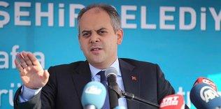 Bakan Kılıç, Golbol Milli Takımı'nı kutladı