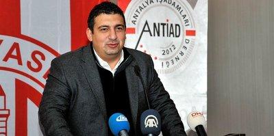 ''TFF Başkanı da eski Beşiktaş başkanı!''