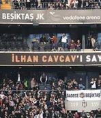 Beşiktaş'tan İlhan Cavcav'a vefa