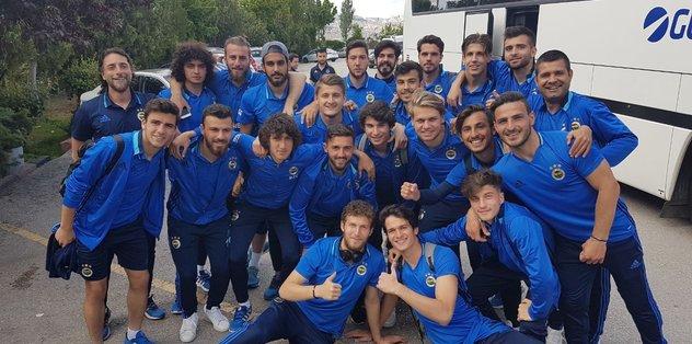 U21 Süper Lig Şampiyonu Fenerbahçe