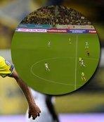 Orta sahadan öyle bir gol attı ki!..