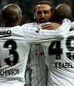 Kartal UEFA'da yükseliyor