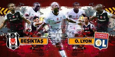 Beşiktaş - Olympique Lyon | Canlı Anlatım