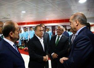 Cumhurbaşkanı Erdoğandan büyük sürpriz