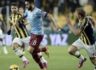 F.Bahçe-Trabzonspor maçından özel kareler
