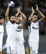 Inter, deplasmanda Roma'yı devirdi