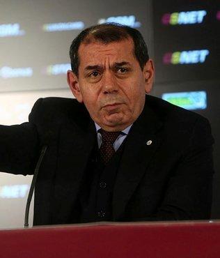 G.Saray ve Dursun Özbek'e ceza