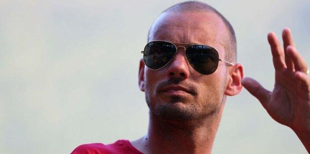 Sneijder kararını verdi