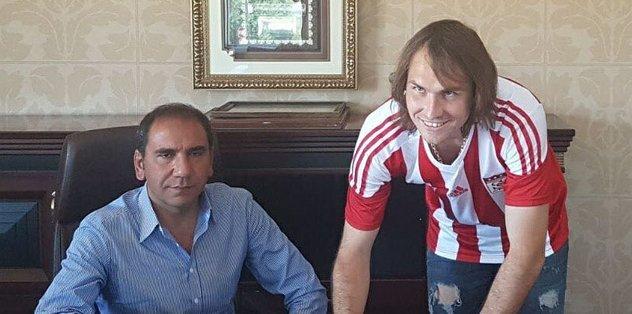 Sivasspor'a Rus stoper
