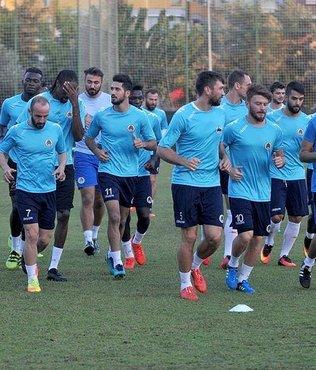 Aytemiz Alanyaspor, Bursaspor'u çalıştı