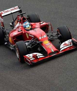 Favori 'Ferrari' dedi