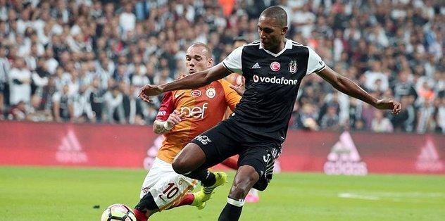TT Arena'da son derbi Beşiktaş'ın