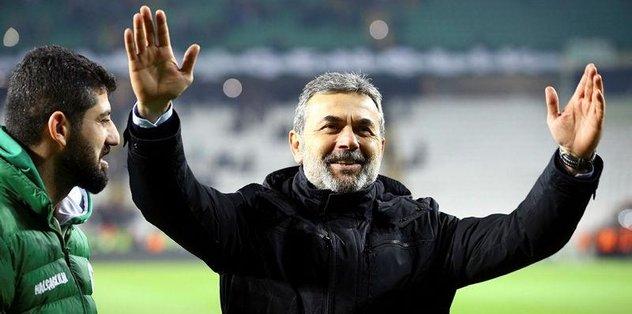 Konyaspor: Kocaman F.Bahçe'ye hayırlı olsun