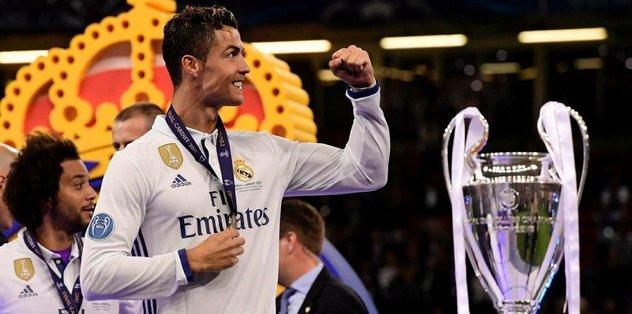 Ronaldo şov