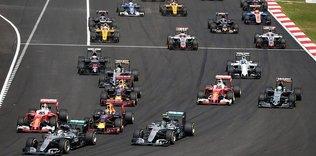 Japonya'da formula heyecanı