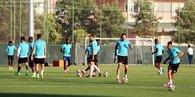 Alanyaspor, Galatasaraya hazırlanıyor