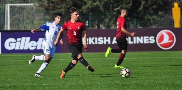 """Sefa Akgün: """" Trabzonspor'dan sonra Avrupa'da oynamak isterim"""""""