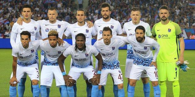 Trabzonspor kadrosunu yeniledi