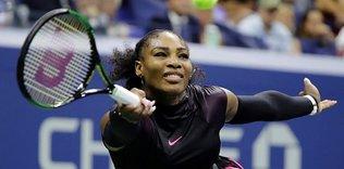 Serena Williams, sezon sonu turnuvas�nda yok