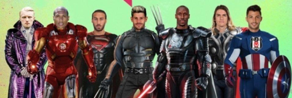 3 yıldızlı Beşiktaş'ın şampiyonluk capsleri!