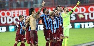Trabzon Karab�k deplasman�nda