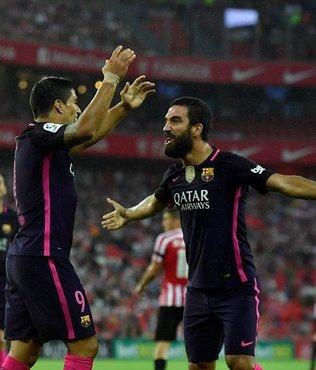 Barcelona onunla g�ld�