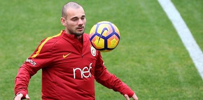 Milan'da gündem Sneijder