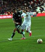 Ziraat Türkiye Kupası çeyrek final ilk maçı