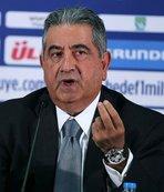 Mahmut Uslu'dan TFF'ye tepki