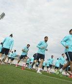 A Milli Takım, Kosova maçı hazırlıklarını sürdürüyor