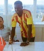 Yeni Malatyasporlu Pereira'nın hedefi Süper Lig