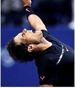 Nadal ve Anderson finalde