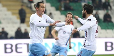 Trabzonspor'a dünya şampiyonu golcü