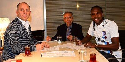 Rodallega Trabzonspor'da!